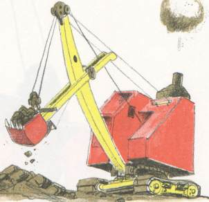 Our Salvation, the Steam-Shovel